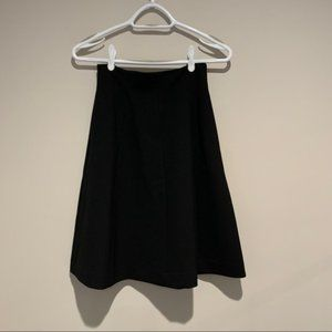 Black Aritzia Babaton skirt